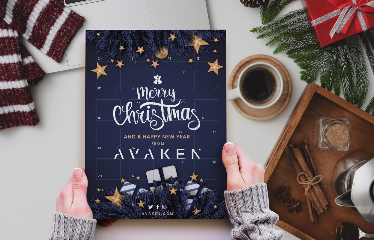 Advent calendars – how to make the most of them