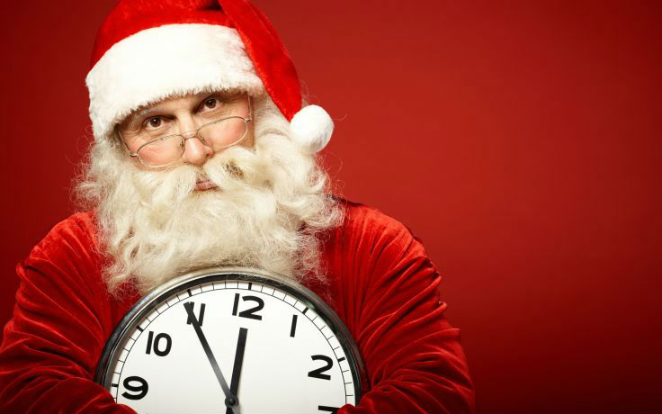 Your customers are already thinking about Christmas – are you?